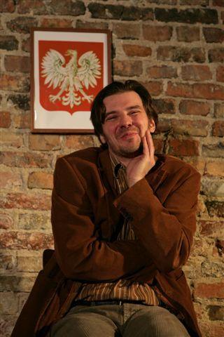 Marcin Kwaśny Monodram Nienawidzę